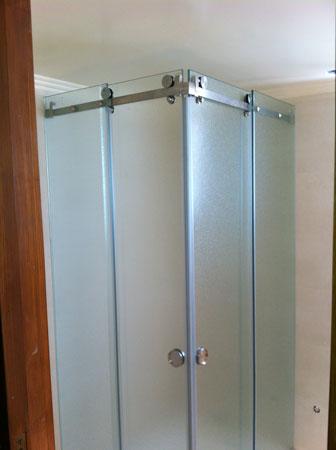 Συρόμενη 2 πόρτες clarit