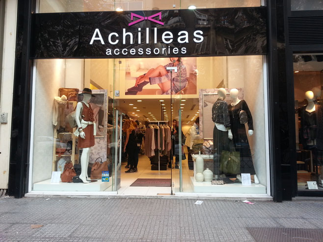 Achilleas accessories