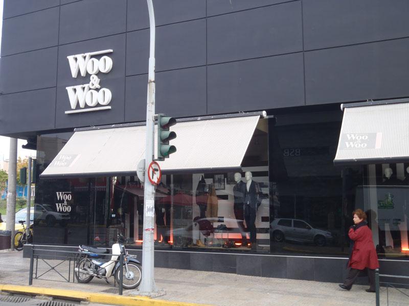 Κατάστημα Woo & Woo Αιγάλεω